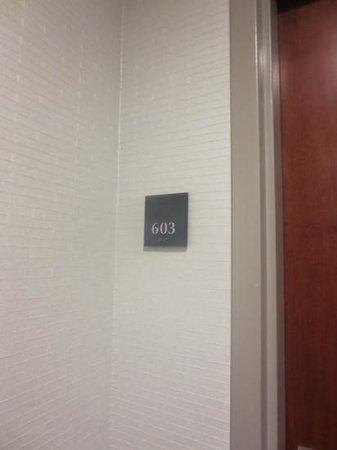 Kimpton Onyx Hotel: room 603