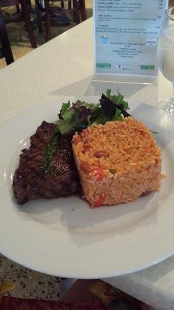 Kasavista: Churrasco-skirt steak