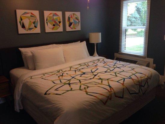 Blue Star Motel: Room 1