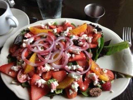Xylo Bistro : My Xylo salad