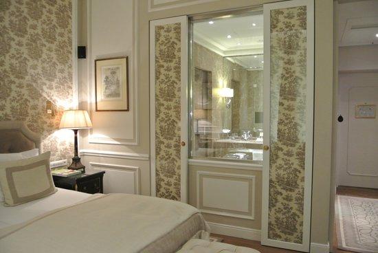 Hotel Sacher Salzburg: 宿泊したお部屋