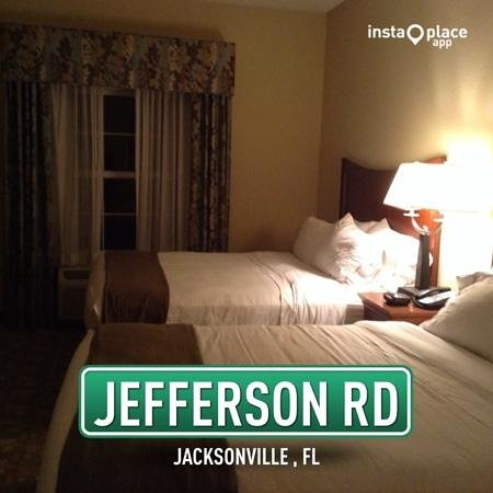 Holiday Inn Express Jacksonville East: room picture 2