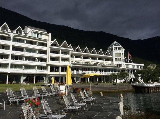 Hotel Ullensvang: HOTEL INCRIVEL