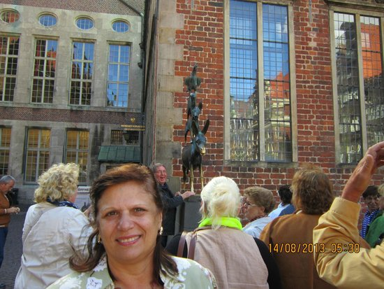 Bremer Stadtmusikanten: Town Musicians