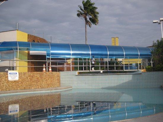 Hotel Sesc Olho D'Agua : Piscina