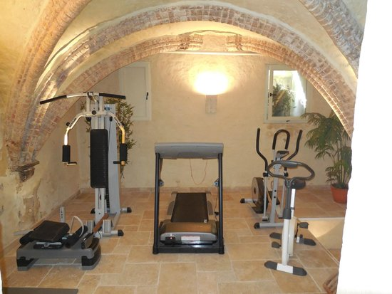 Hotel Heritage - Relais & Chateaux: Fitness center