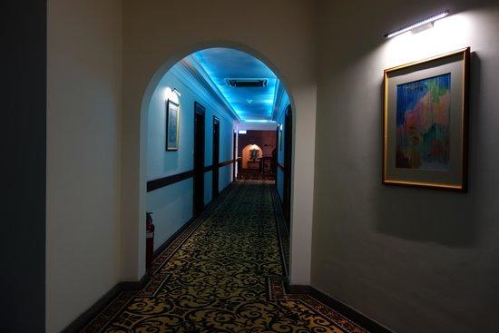 Hotel Majestic Saigon : 雰囲気満点