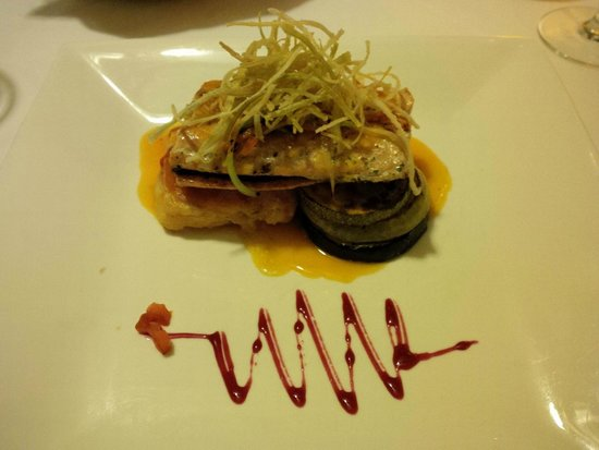 SUMAQ Machu Picchu Hotel: Trout, absolutely the best meal I had all trip.