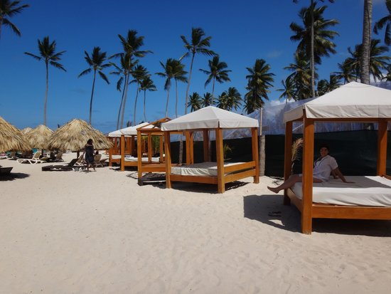 Majestic Elegance Punta Cana: Lounge privativo