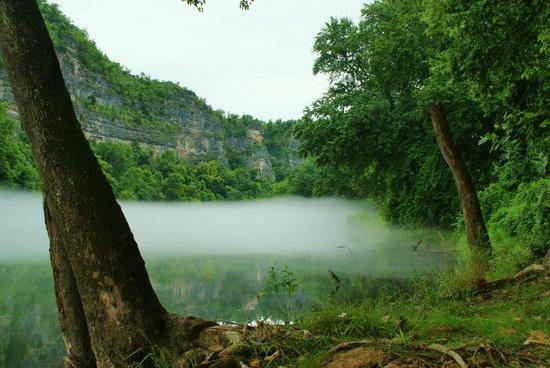 White Buffalo Resort: River view