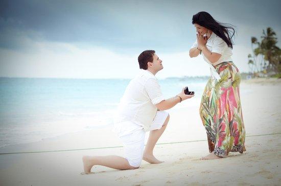 Majestic Elegance Punta Cana: Ensaio praia