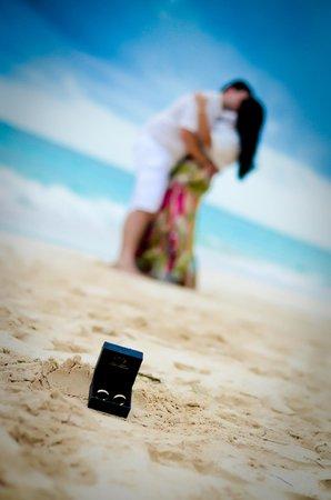 Majestic Elegance Punta Cana: Ensaio na praia