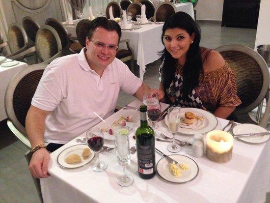 Majestic Elegance Punta Cana: Restaurante Francês
