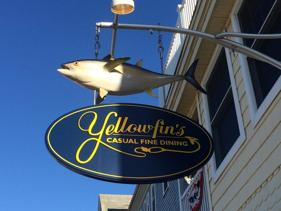 Yellowfin's: Great facade