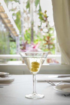 Zinc Port Douglas : Extensive cocktail list to choose from.