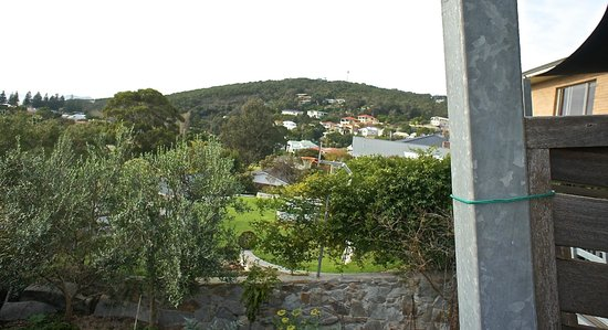 Saltair B & B: View from Suite 3