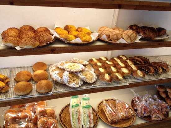 Ops Bakery Haeundae: Breads and pastries