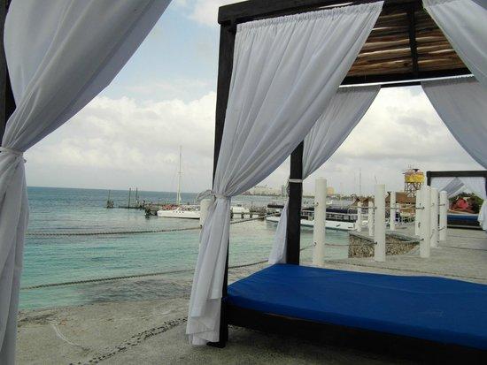 Hotel Dos Playas Beach House: hermosa vista