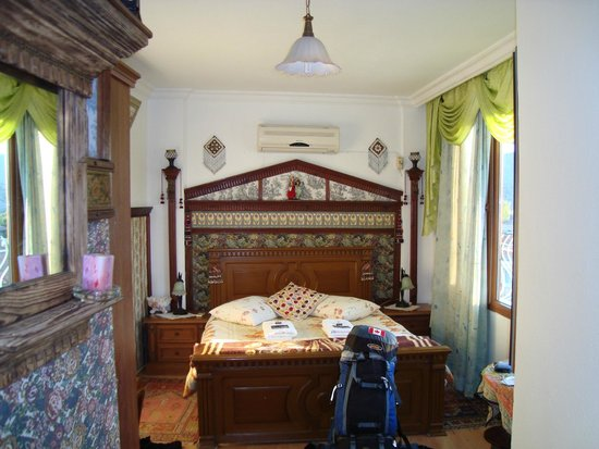 Homeros Pension & Guesthouse: Notre chambre