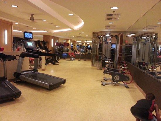 Marriott's Grand Chateau: Awsome gym
