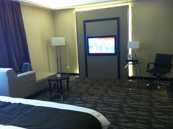 Swiss-Belhotel Harbour Bay: Super Comfy Grand Deluxe