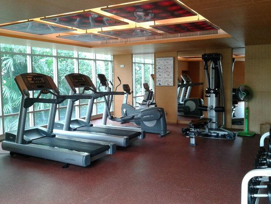 Maduzi Hotel: Fitness Center
