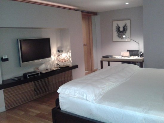 Maduzi Hotel: Deluxe room
