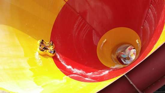 Mountain Creek Water Park: High Anxiety