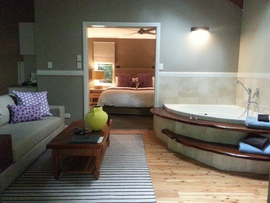 Narrows Escape Rainforest Retreat: Beautiful rooms