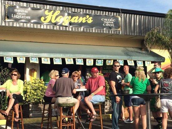 Hogan's Irish Bar: St. Patrick's Day 2014
