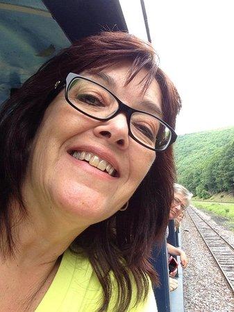 Lehigh Gorge Scenic Railway: So much fun.