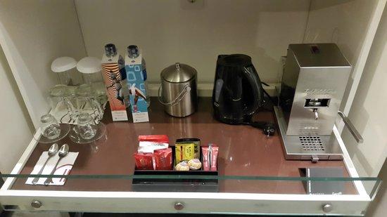 Pullman Jakarta Central Park: Coffee Maker