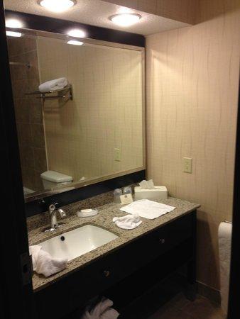 BEST WESTERN PLUS South Edmonton Inn & Suites: Bathroom