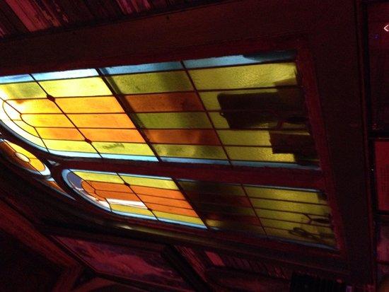 Casa Borrega: Inside