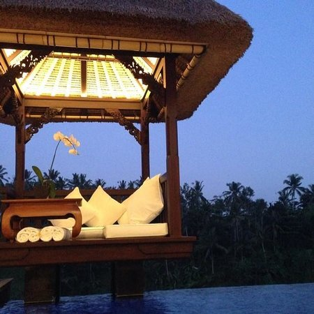 Viceroy Bali: Just checked into HEAVEN! Over pool bungalow in Deluxe Terrace Villa