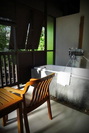 Pakasai Resort : balcony