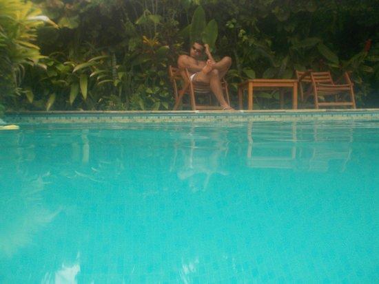 Pousada Missanga : piscina