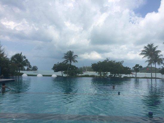 The Danna Langkawi, Malaysia : Infinity Pool