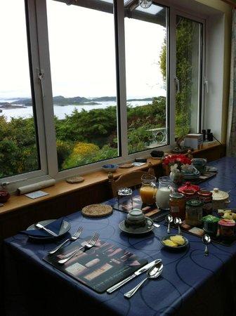 No. 192 Bed & Breakfast : Breakfast at 192 Polbain
