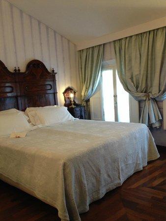 Campo Regio Relais: Our room (#4 I think)