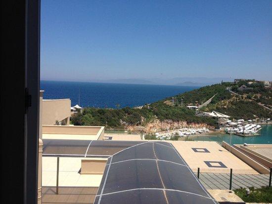 Hilton Bodrum Turkbuku Resort & Spa: view