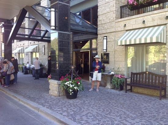 Rimrock Resort Hotel: Rimrock : luxo na medida