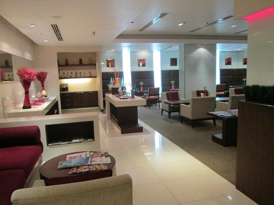 BelAire Bangkok: Executive Lounge