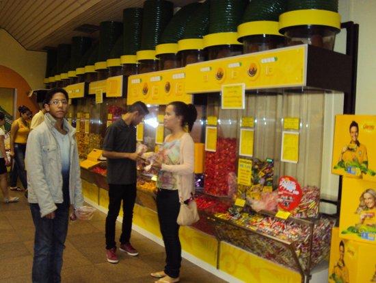 Garoto Chocolate Factory : Loucura em meio aos chocolates