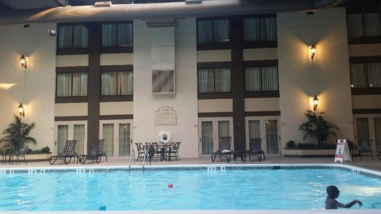 Best Western Premier The Central Hotel & Conference Center: Pool
