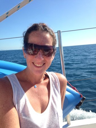 Big Mama Sailing : What a day