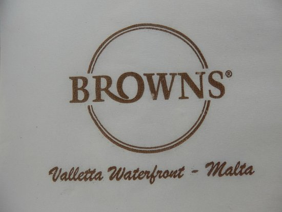 Browns Kitchen : Browns