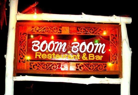 Boom Boom Restaurant: Boom Boom