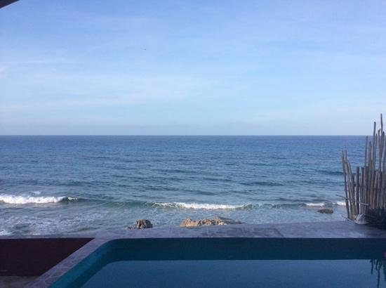 Casa Roca Caribe: view from house