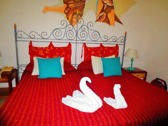 Sol Rio de Luna y Mares : Standard room at Mares